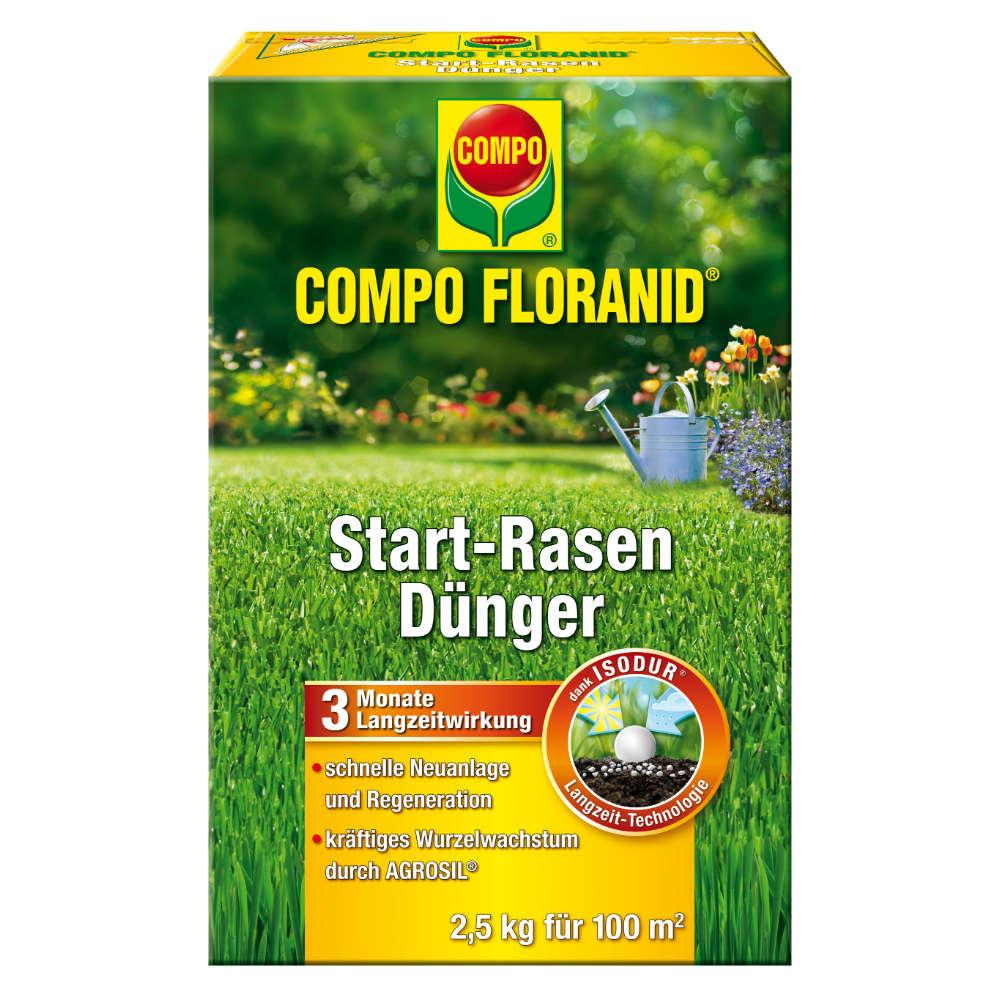 COMPO FLORANID Start-Rasenduenger - Rasenduenger
