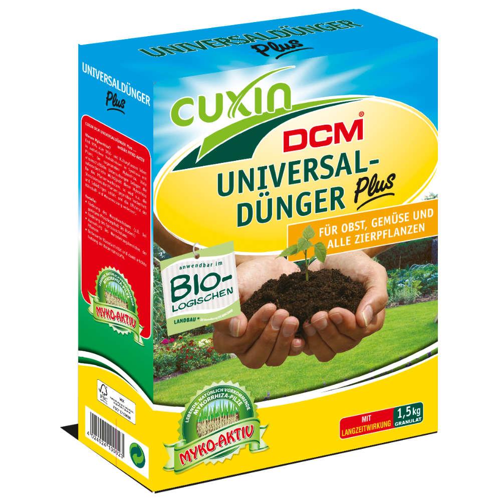 CUXIN DCM Universalduenger Plus Ganulat - Universalduenger