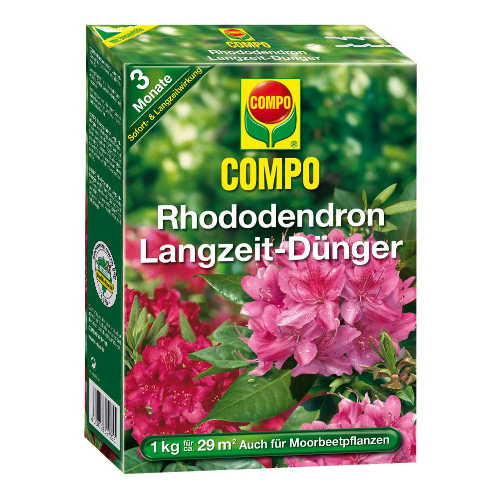COMPO Rhododendron Langzeit-Duenger - Gartenduenger