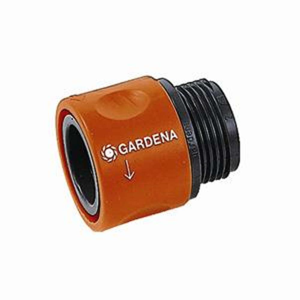 Gardena Übergangs-Schlauchstück  EAN- ausgezeichnet 26,5mm (G3/4) Außengewinde - Schläuche & Halterung
