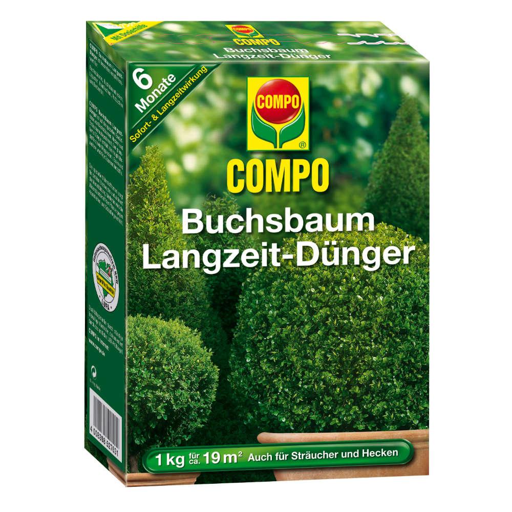 COMPO Buchsbaum Langzeitduenger - Gartenduenger