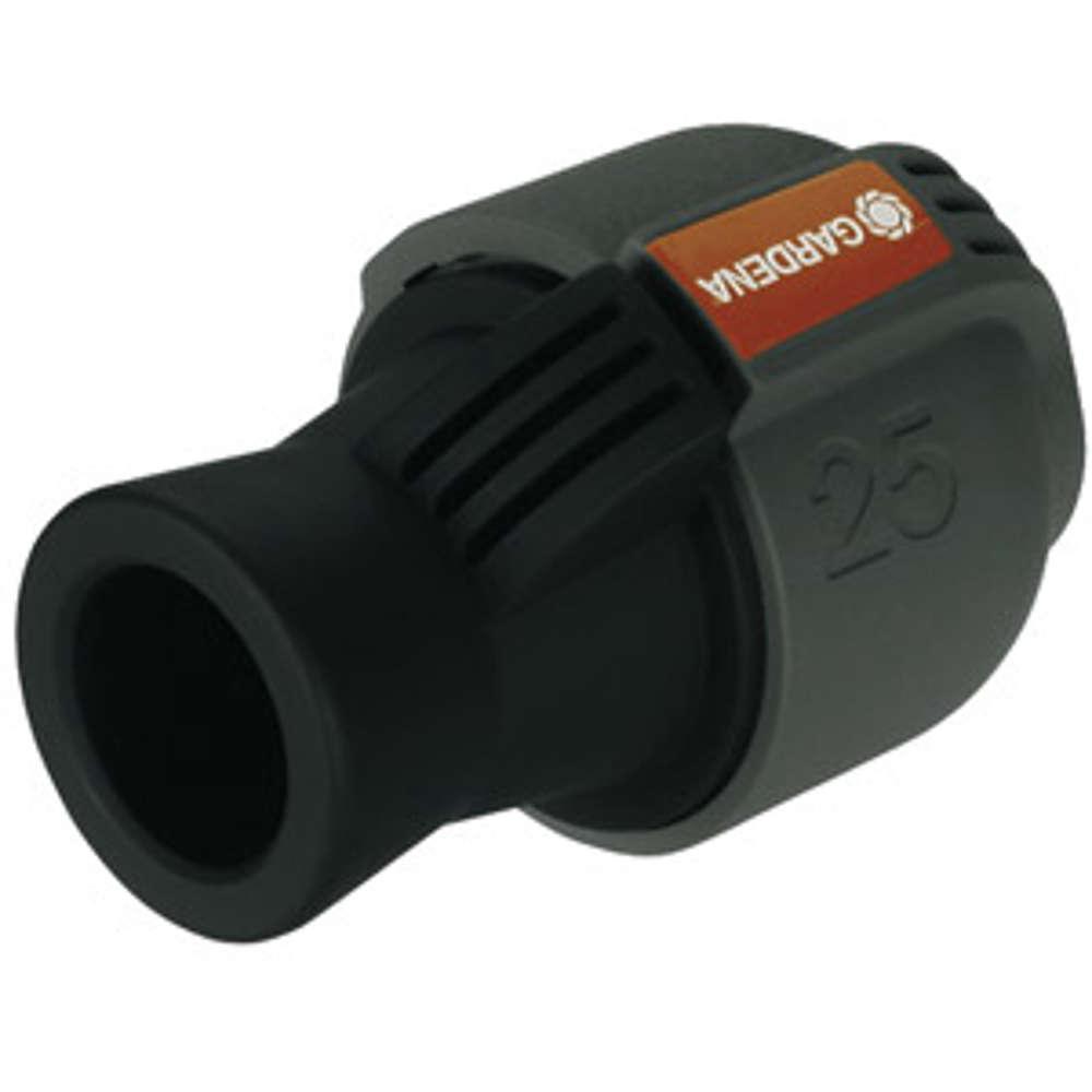 Gardena Sprinkler-System Verbinder Innengewinde 19mm(3/4), 25mm, Quick&Easy - Sprinklersysteme