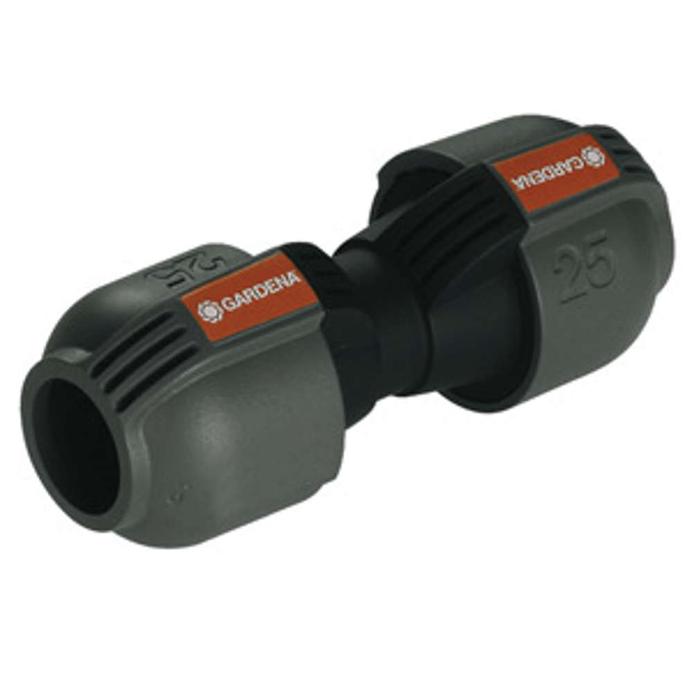Gardena Sprinkler-System Verbinder 25mm, Quick&Easy