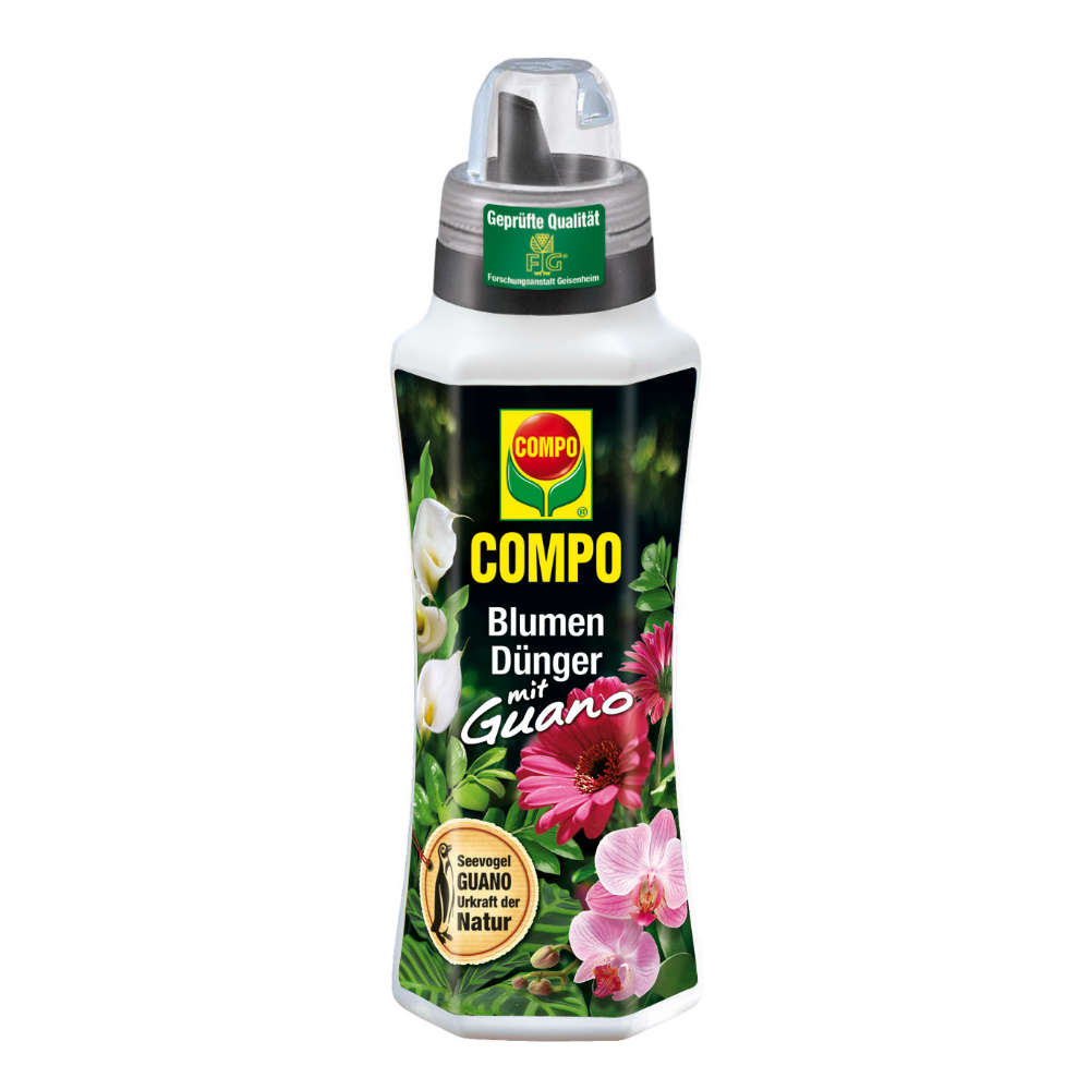 COMPO Blumenduenger mit Guano - Universalduenger