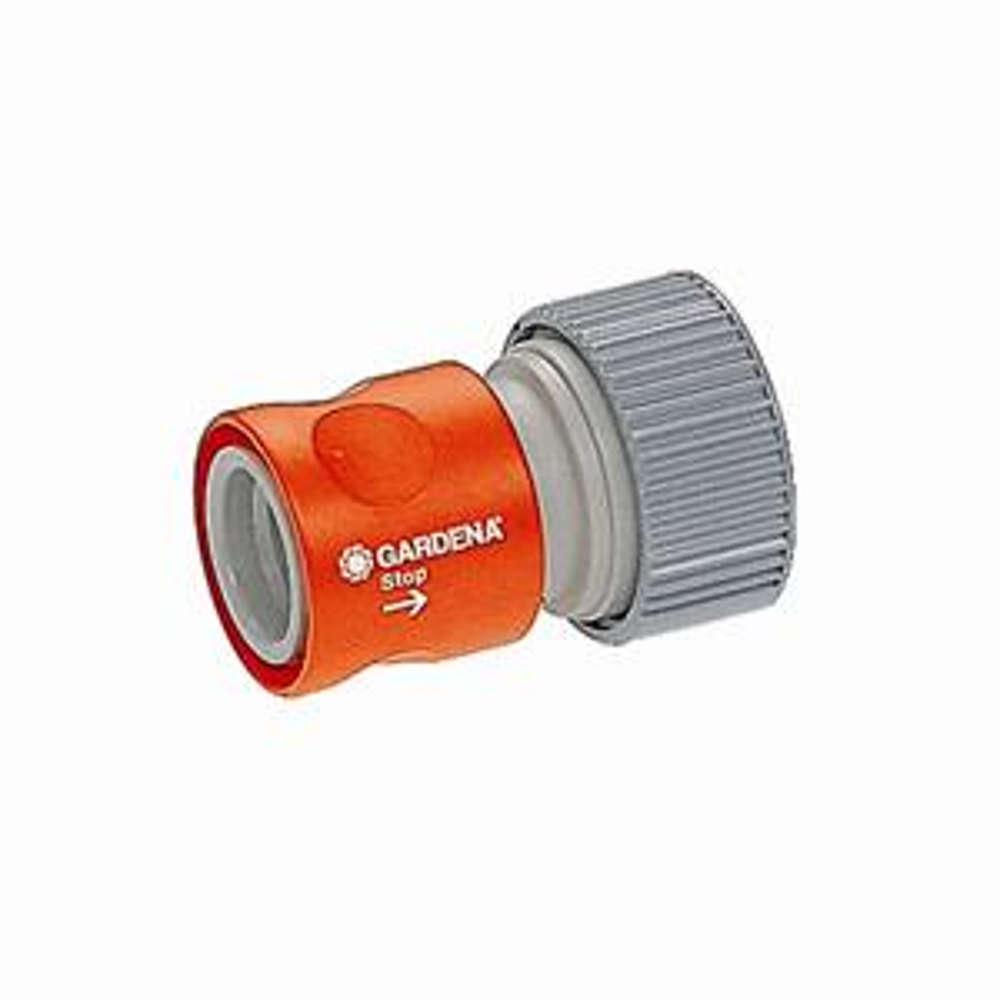 Gardena Profi-System-Übergangsstück mit Wasserstop 19 mm (3/4 ...