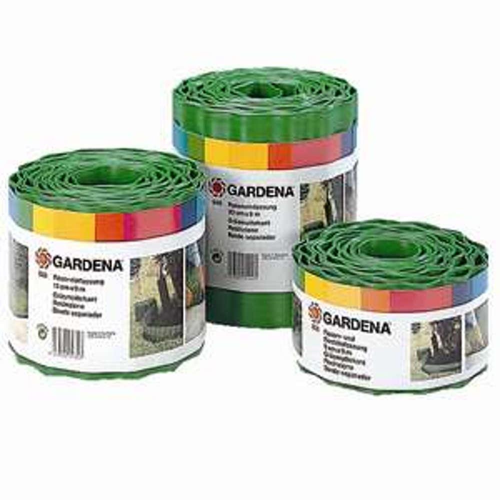 Gardena Raseneinfassung  grün 15 cm - Beet & Raseneinfassung