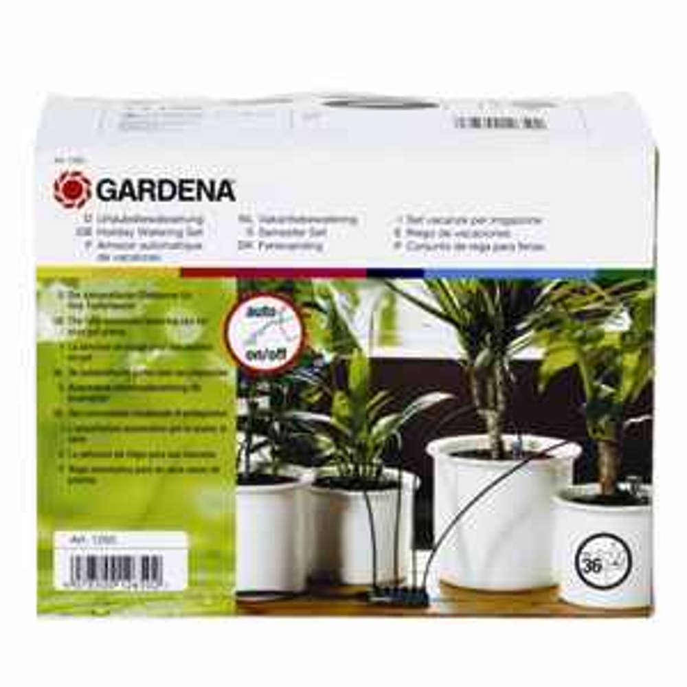 Grafik für Gardena Urlaubsbewässerung-Set mit Vorratsbehälter in raiffeisenmarkt.de