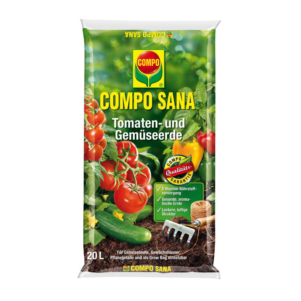 COMPO Tomaten- und Gemueseerde - Gemueseerde