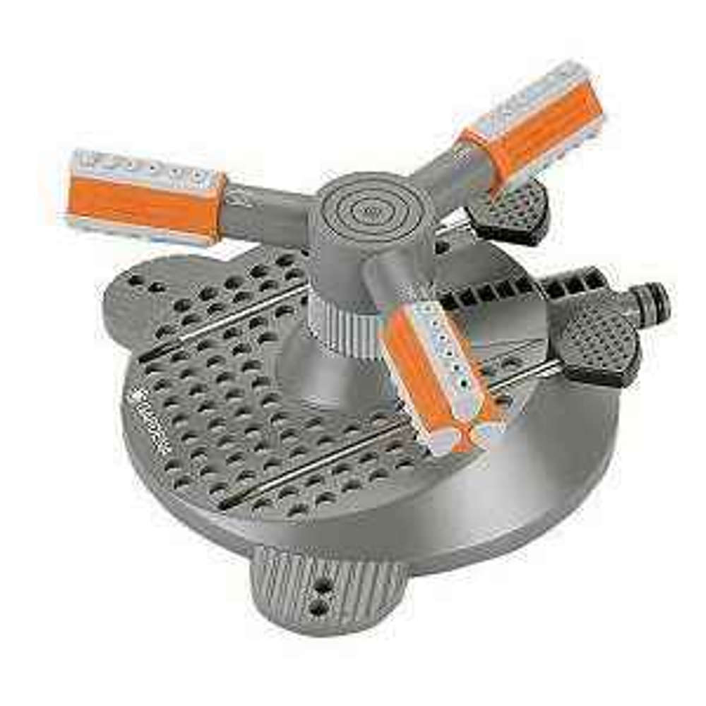 Gardena Comfort Kreisregner Mambo - Premium Impuls-, Kreis und Sektorenregner