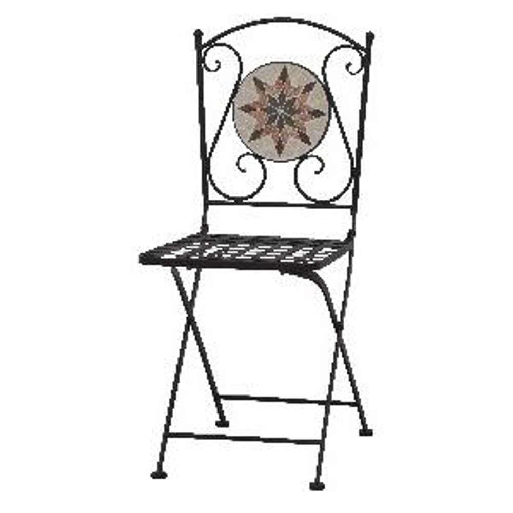 SIENA GARDEN Klappstuhl Stella - Gartenstühle klappbar