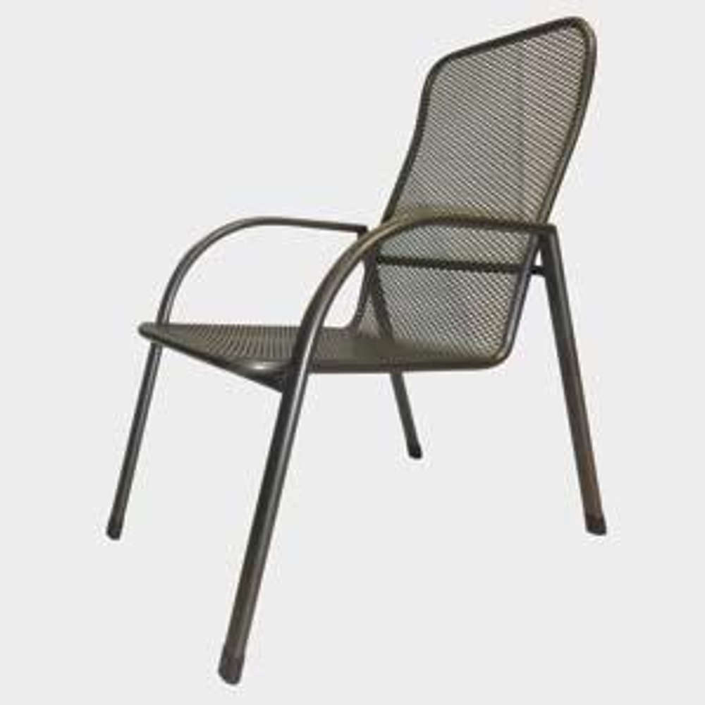 siena garden stapelsessel chento anthrazit. Black Bedroom Furniture Sets. Home Design Ideas