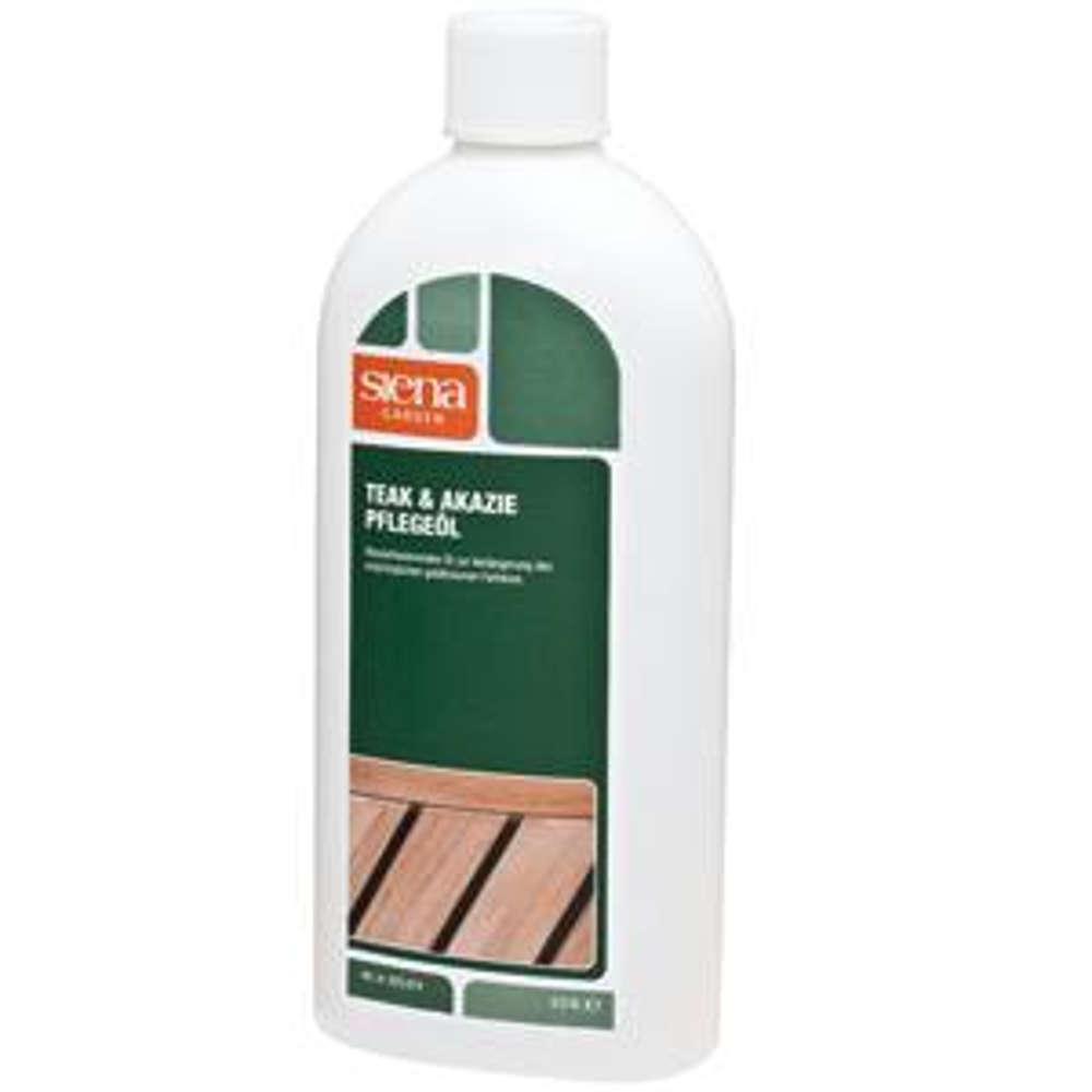 SIENA-CARE Teak & Hartholz Pflegeöl - Pflegemittel