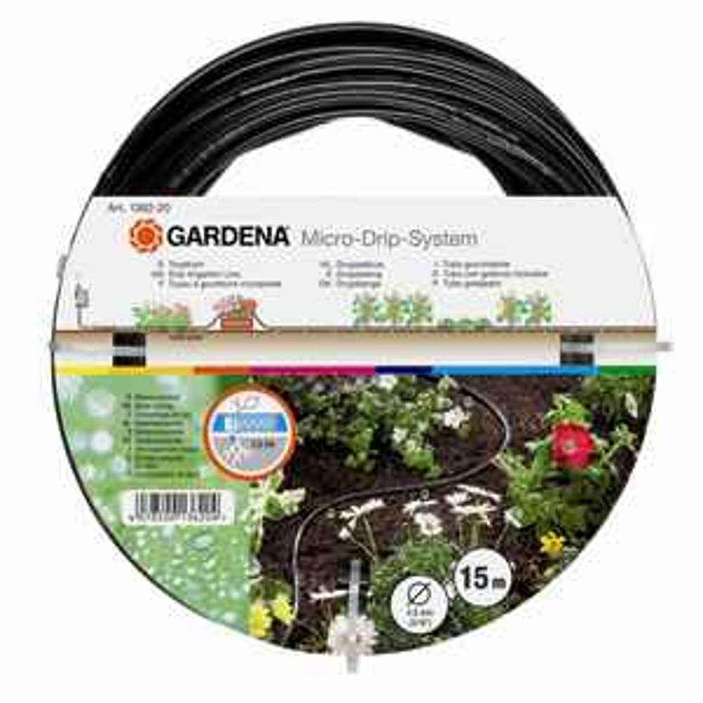 Gardena Tropfrohr oberirdisch 5mm, 15 m - Gartenbewässerung