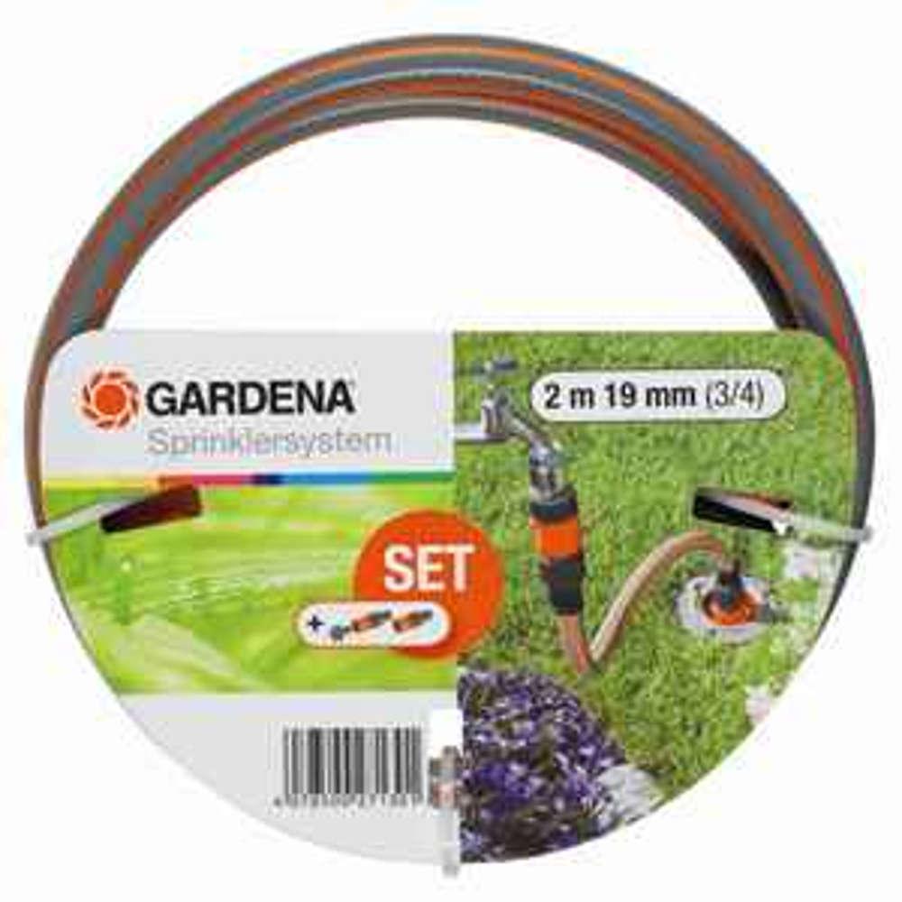 Gardena Profi-System Anschlussgarnitur - Gartenbewässerung