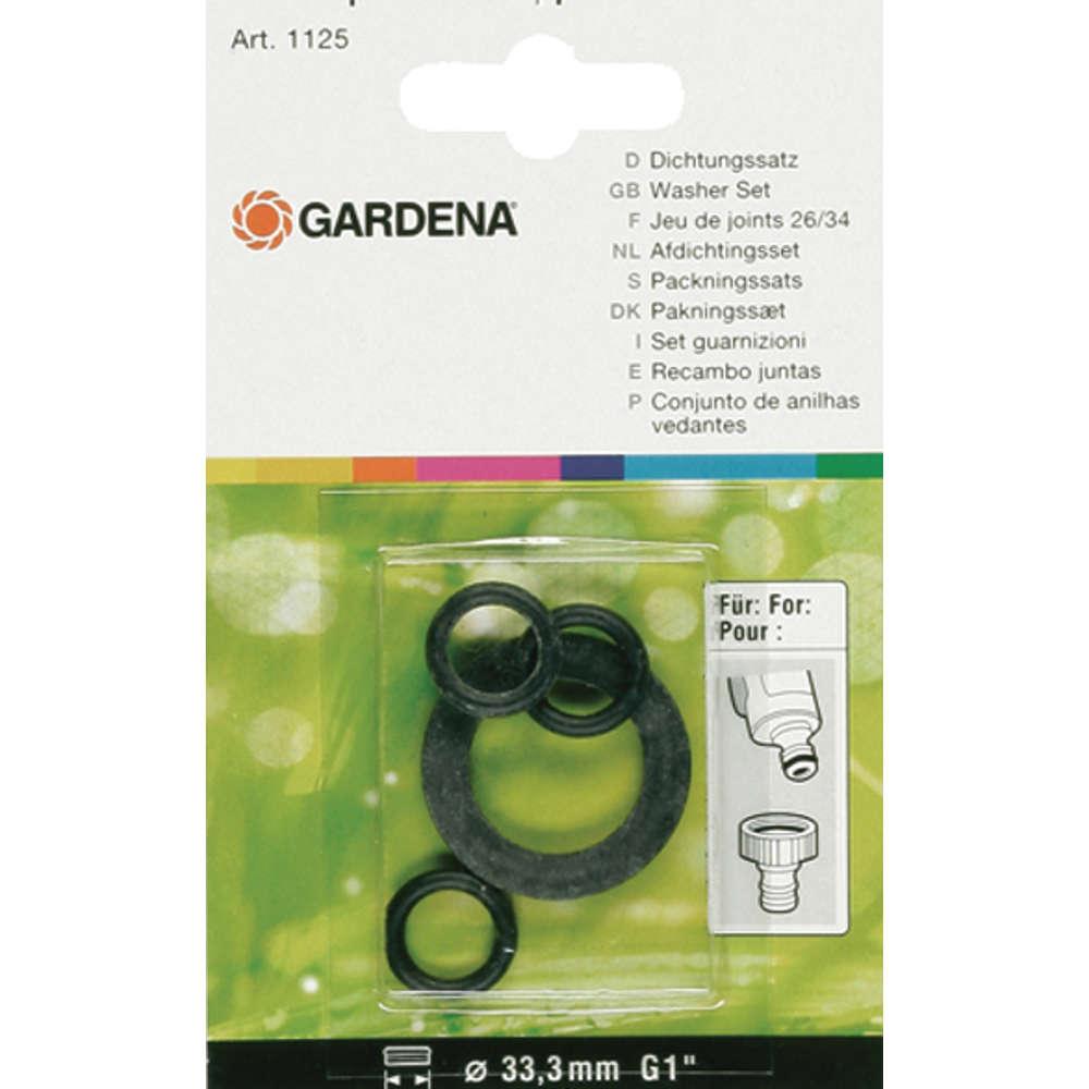 Gardena SB-Dichtungs-Satz - Anschluesse & Kupplungen