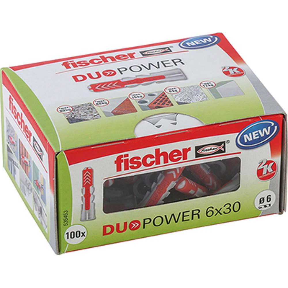 Fischer DUOPOWER 6 x 30