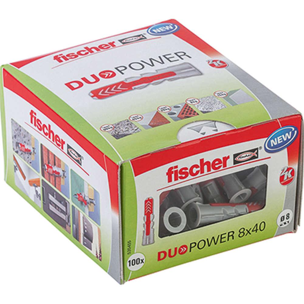 Fischer DUOPOWER 8 x 40