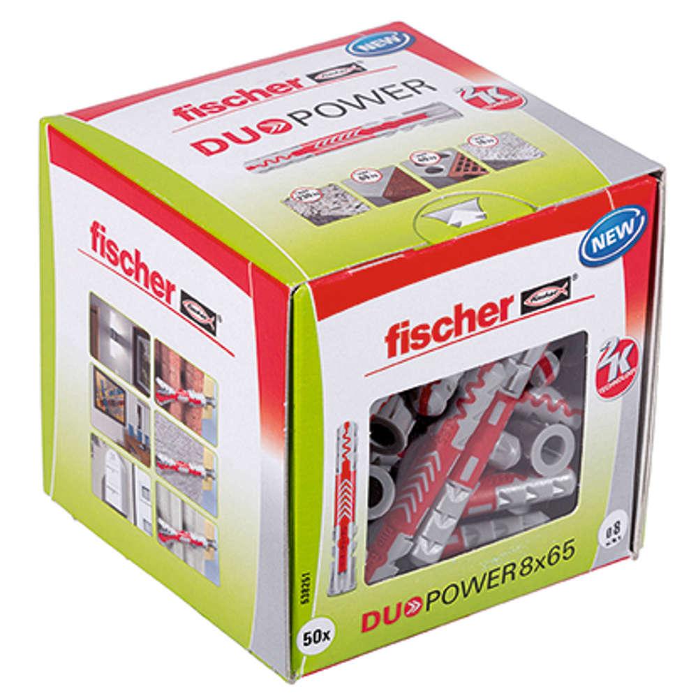 Fischer DUOPOWER 8 x 65
