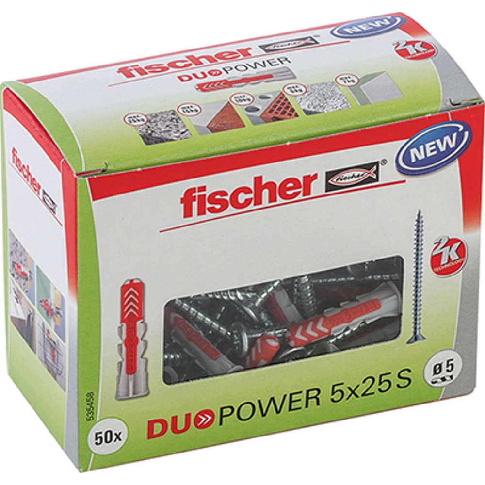 Fischer DUOPOWER 5 x 25 S
