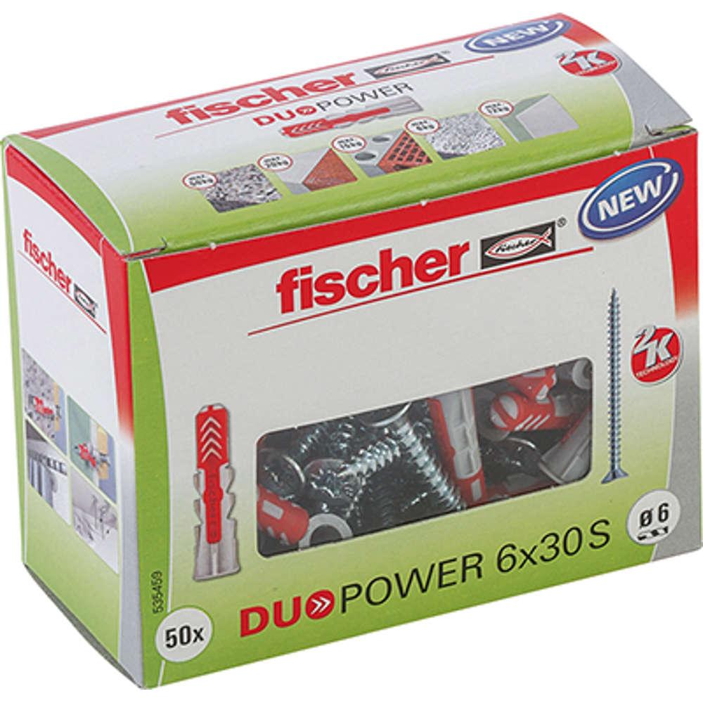Fischer DUOPOWER 6 x 30 S