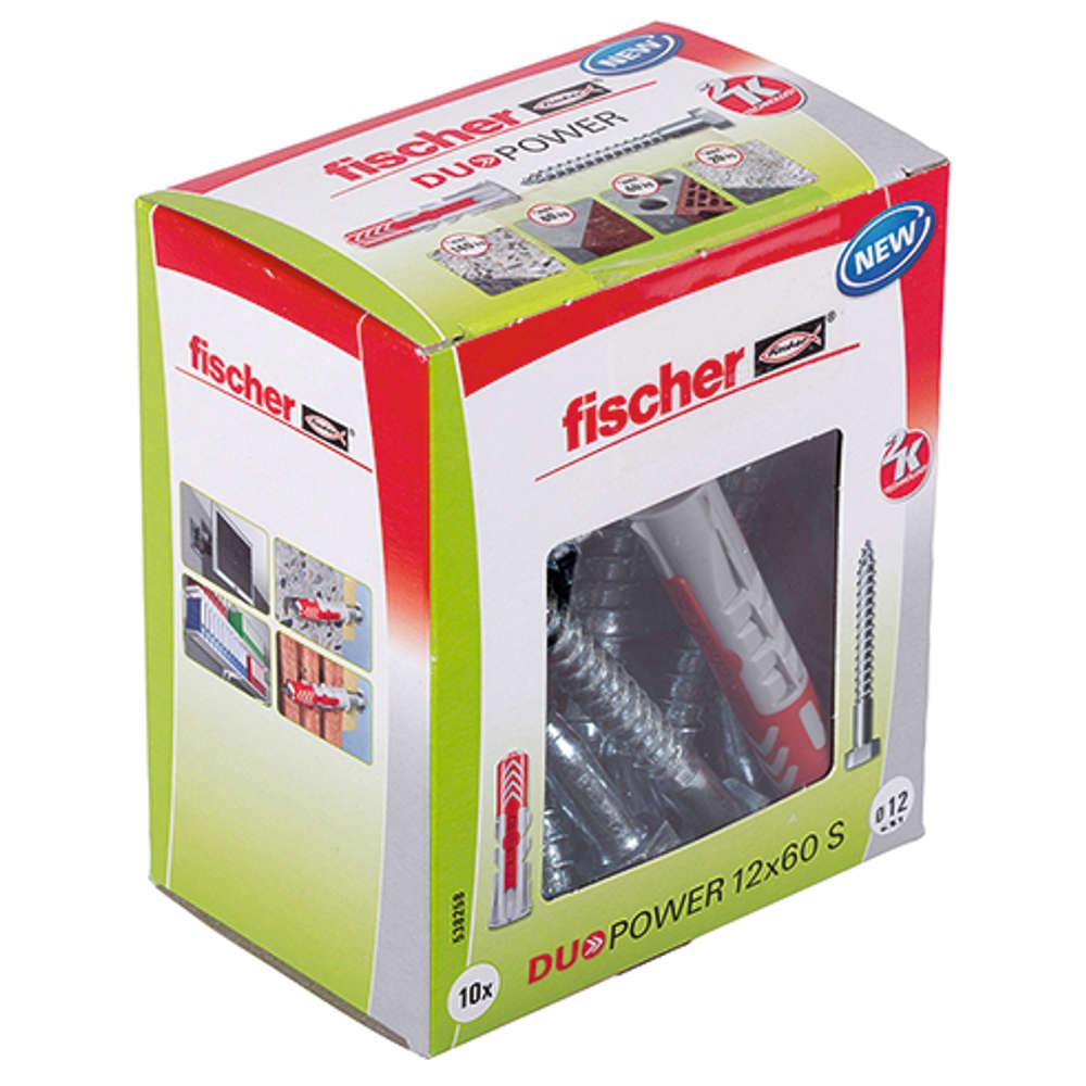 Fischer DUOPOWER 12 x 60 S