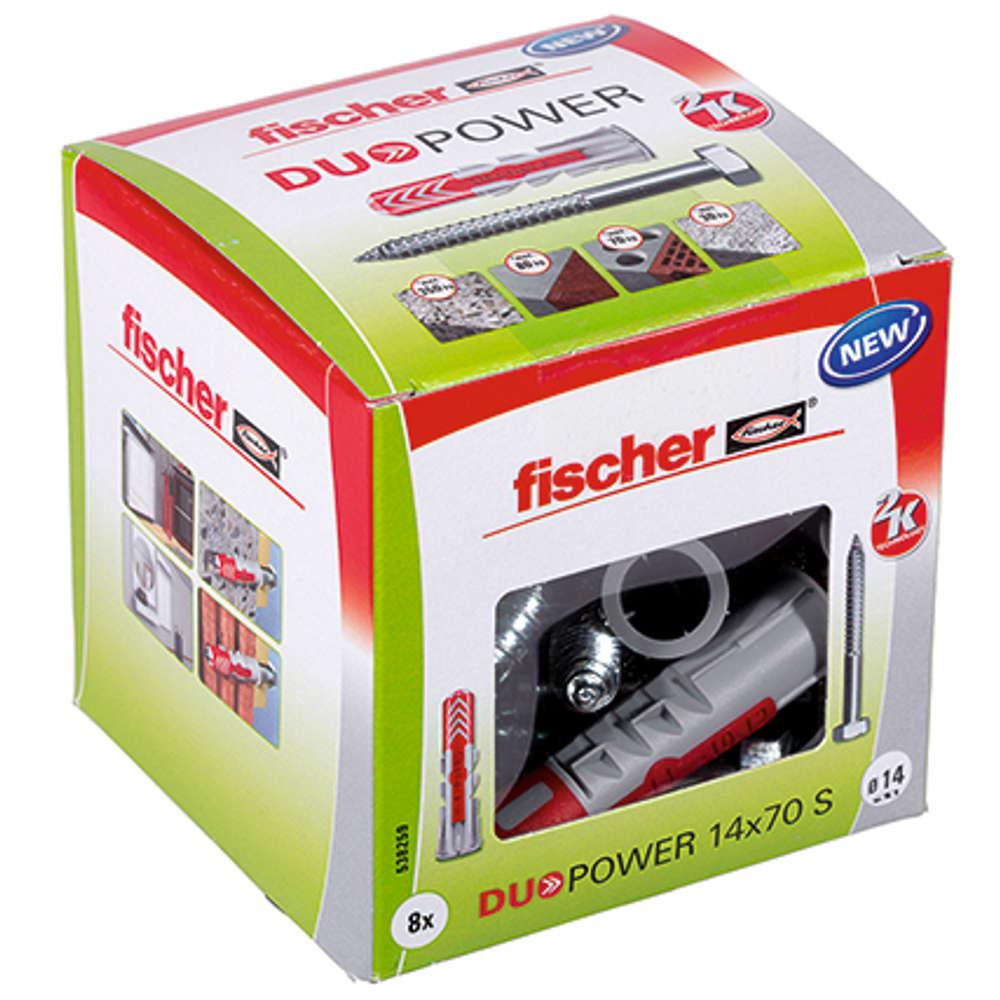 Fischer DUOPOWER 14 x 70 S