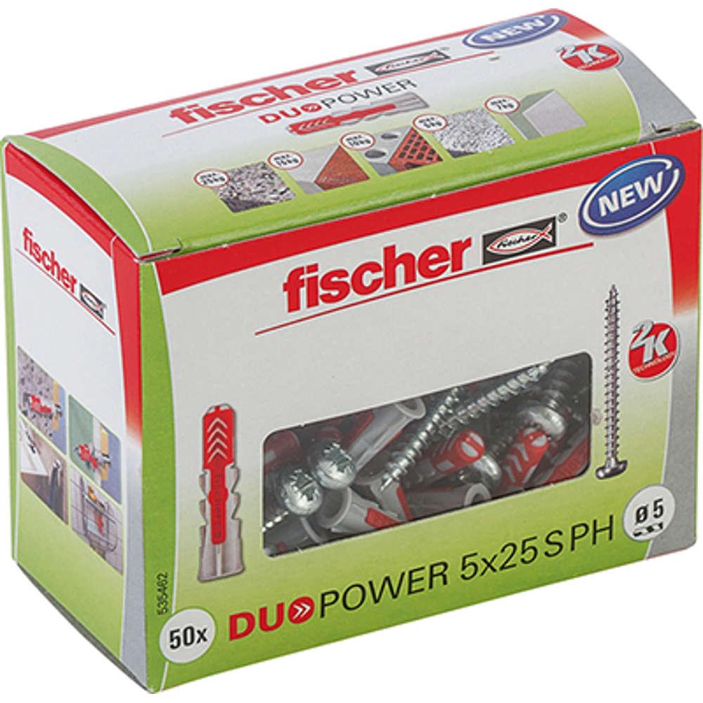 Fischer DUOPOWER 5 x 25 S PH