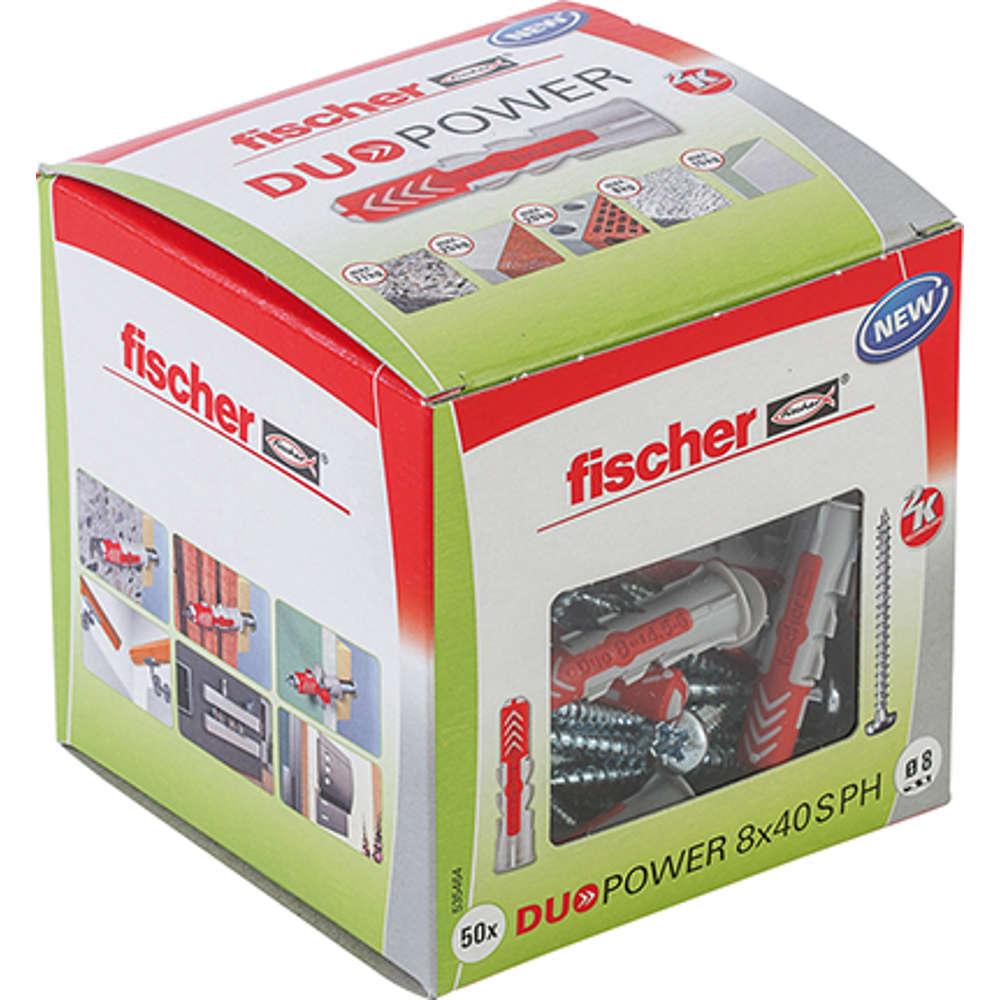 Fischer DUOPOWER 8 x 40 S PH