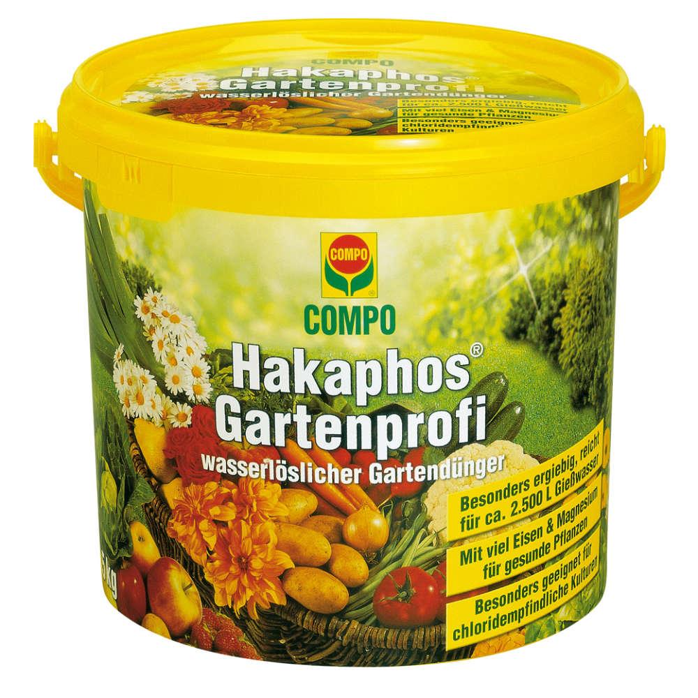 COMPO Hakaphos Gartenprofi - Dünger