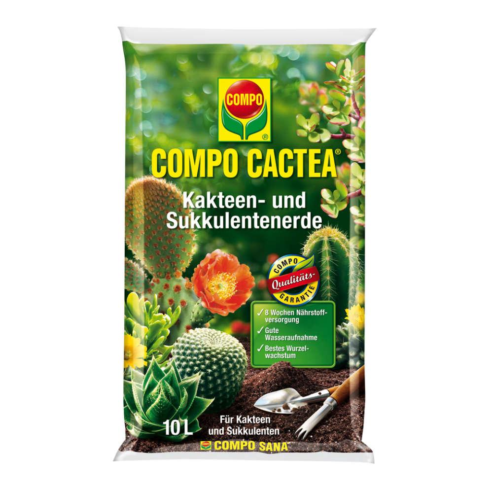 COMPO CACTEA Kakteen- und Sukkulentenerde - Erden
