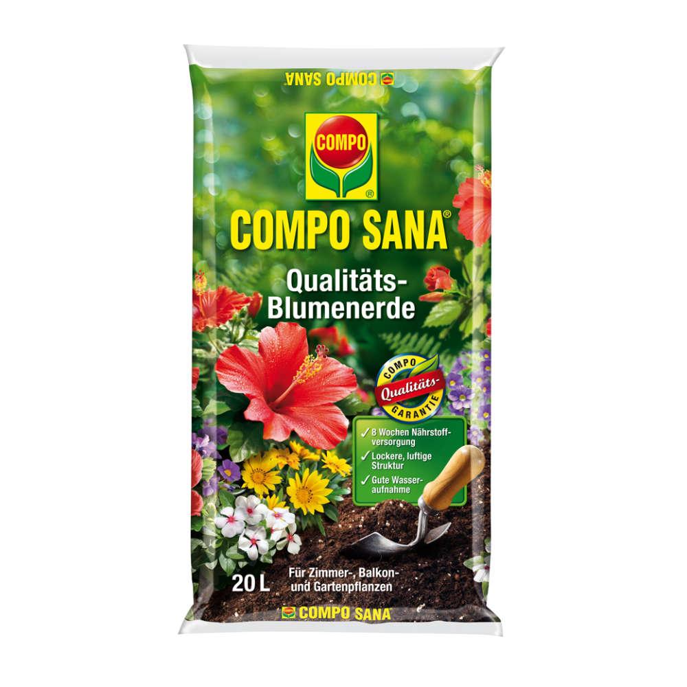 COMPO SANA Qualitäts-Blumenerde - Erden