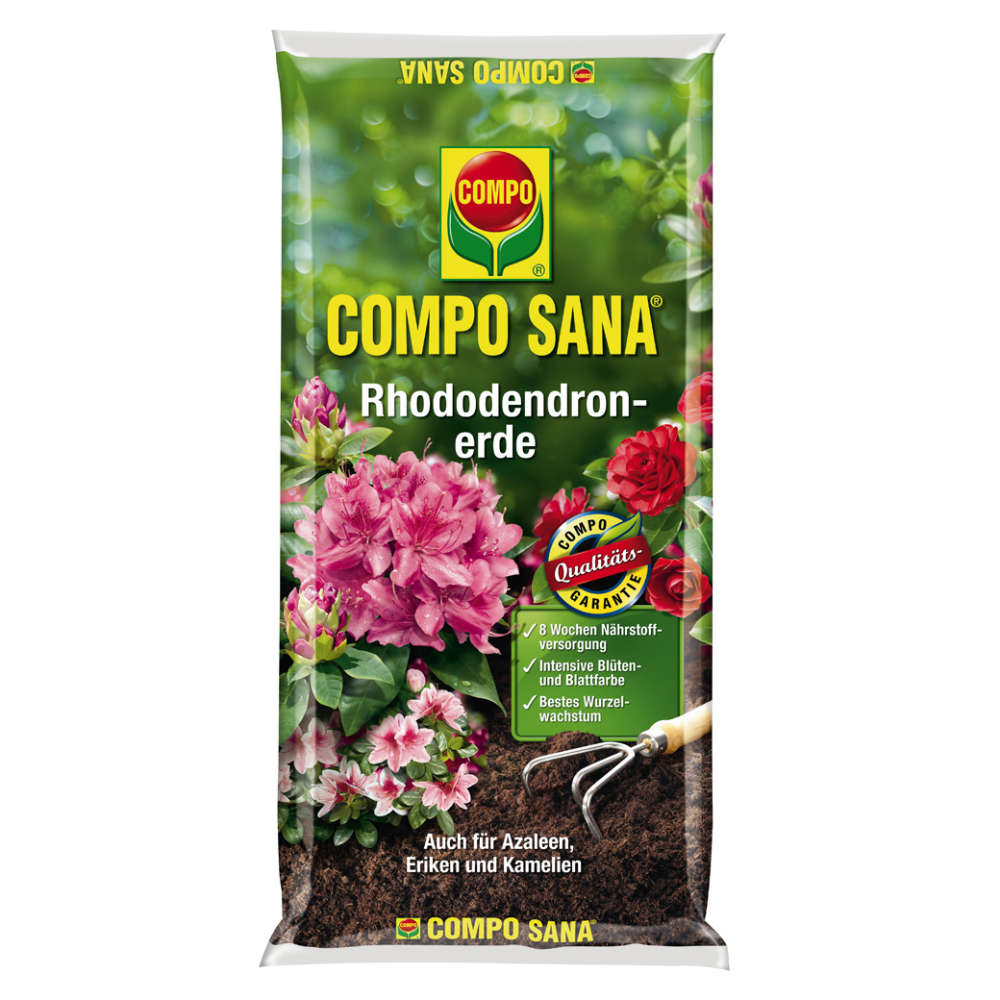 COMPO SANA Rhododendronerde - Erden