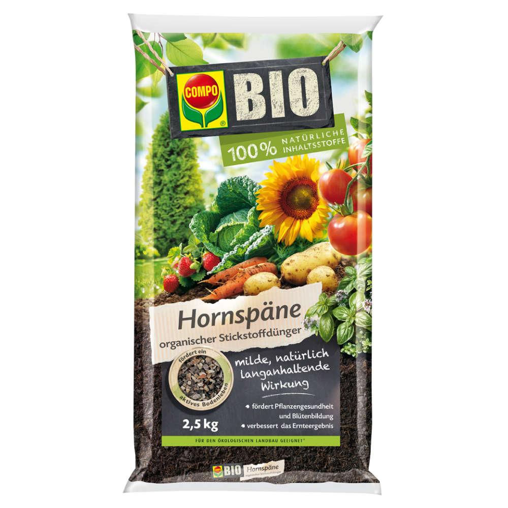 COMPO BIO Hornspäne - Dünger