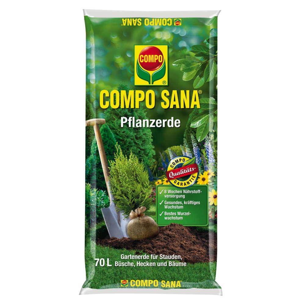 Grafik für COMPO SANA Pflanzerde in raiffeisenmarkt.de