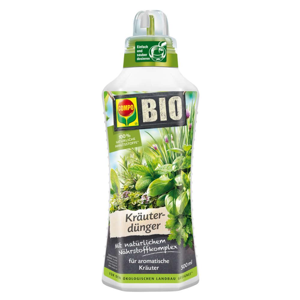 COMPO Bio Kräuterdünger - Spezialdünger