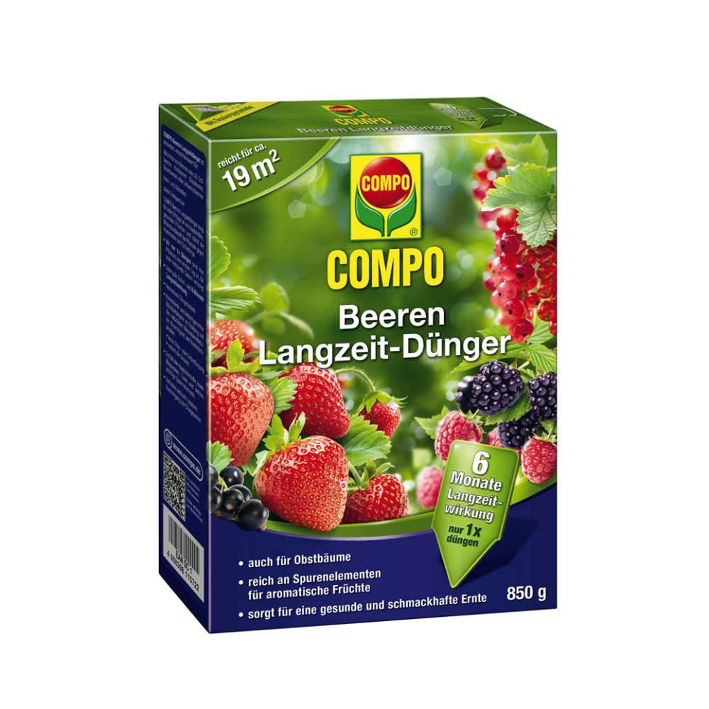 COMPO Beeren Langzeit-Dünger - Dünger