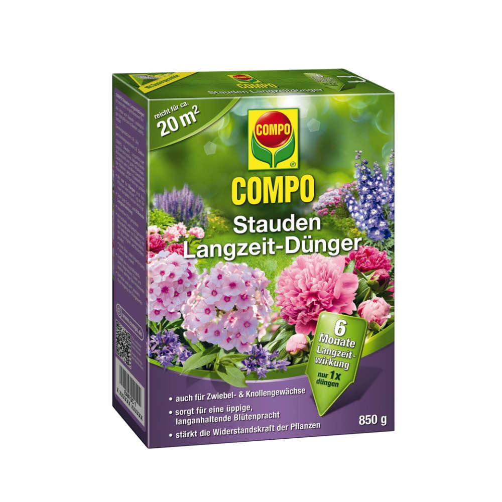 COMPO Stauden Langzeit-Dünger - Spezialdünger