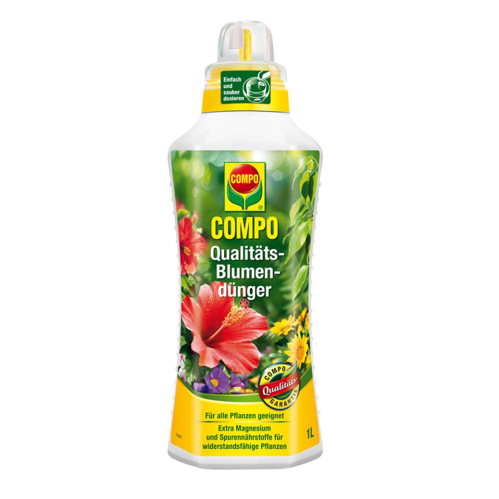 COMPO Qualitäts-Blumendünger - Blumendünger