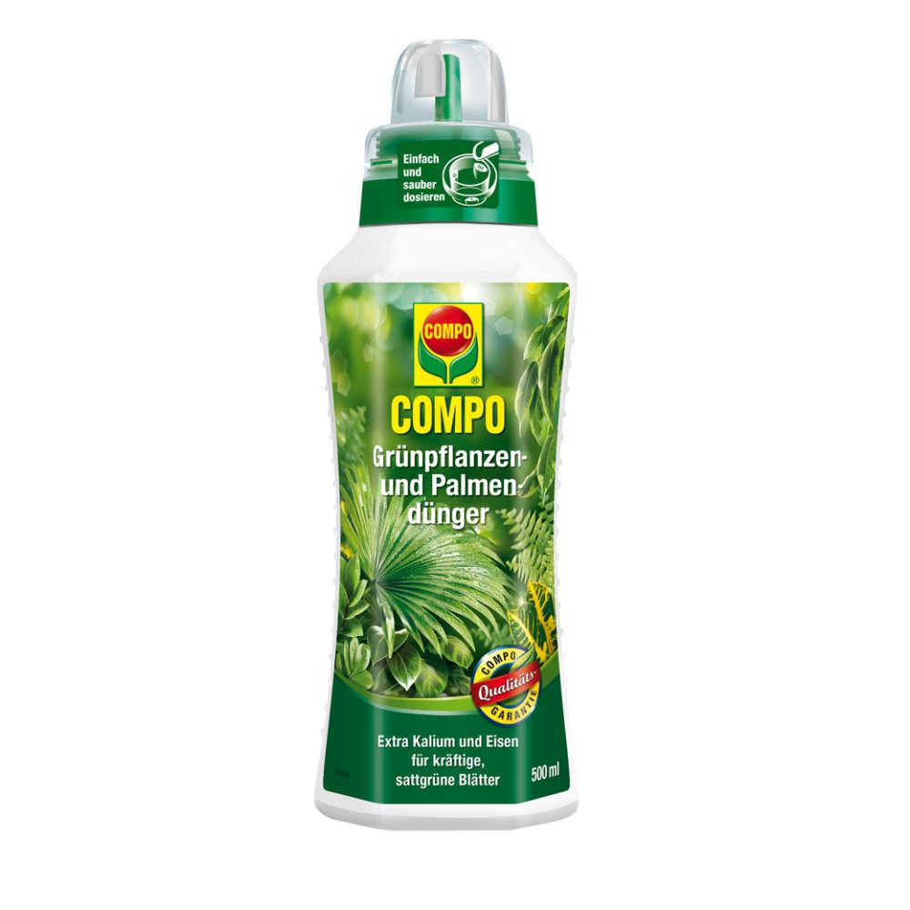 COMPO Grünpflanzendünger - Flüssigdünger