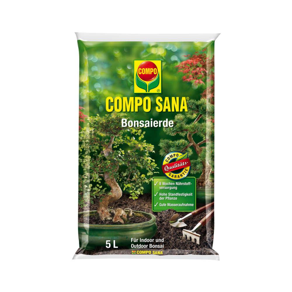 COMPO SANA Bonsaierde - Erden
