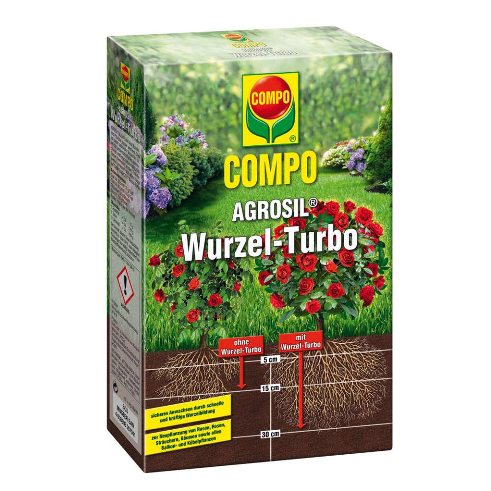 COMPO Agrosil Wurzelturbo - Dünger
