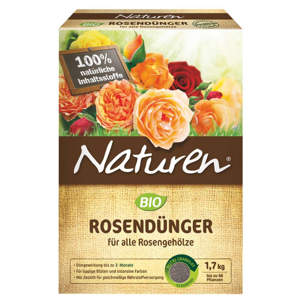 Naturen Bio Rosendünger - Dünger