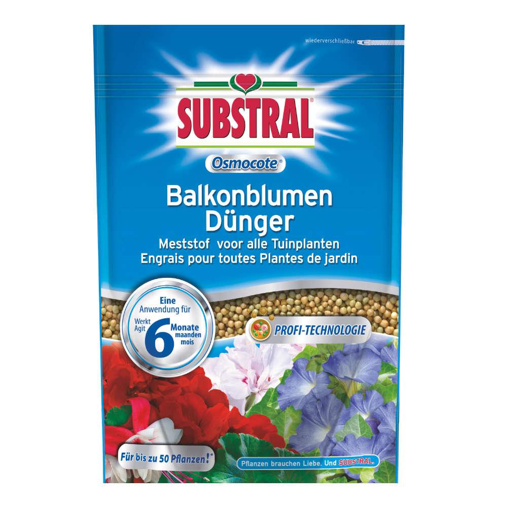 Substral Osmocote Balkonblumen-Dünger - Dünger
