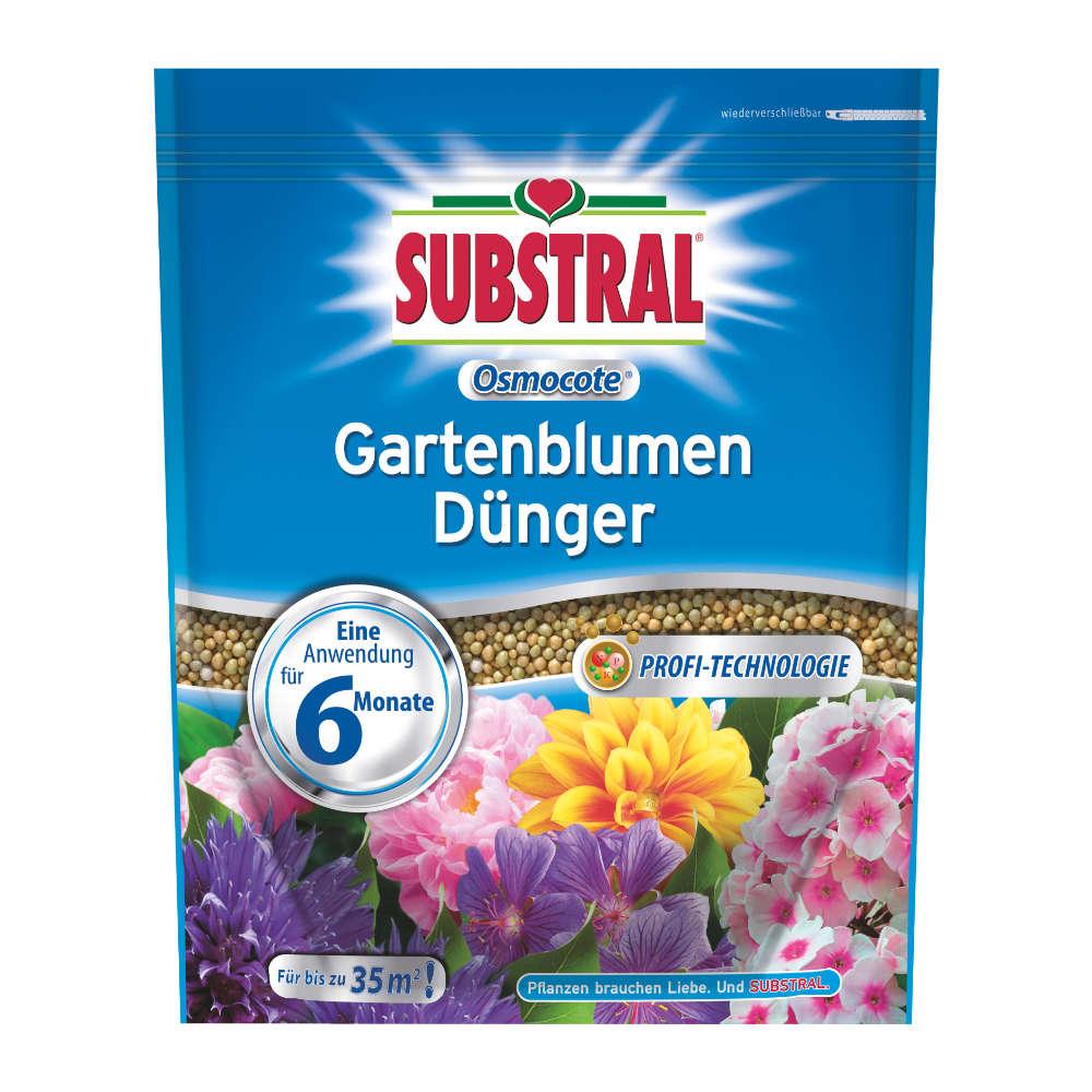 Substral Osmocote Gartenblumen Dünger - Dünger