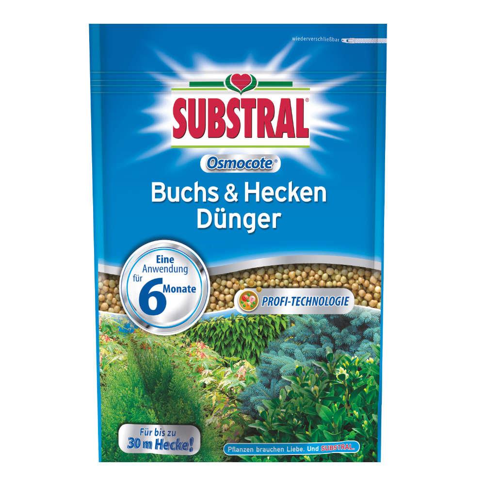 Substral Osmocote Buchs und Hecken Dünger - Dünger