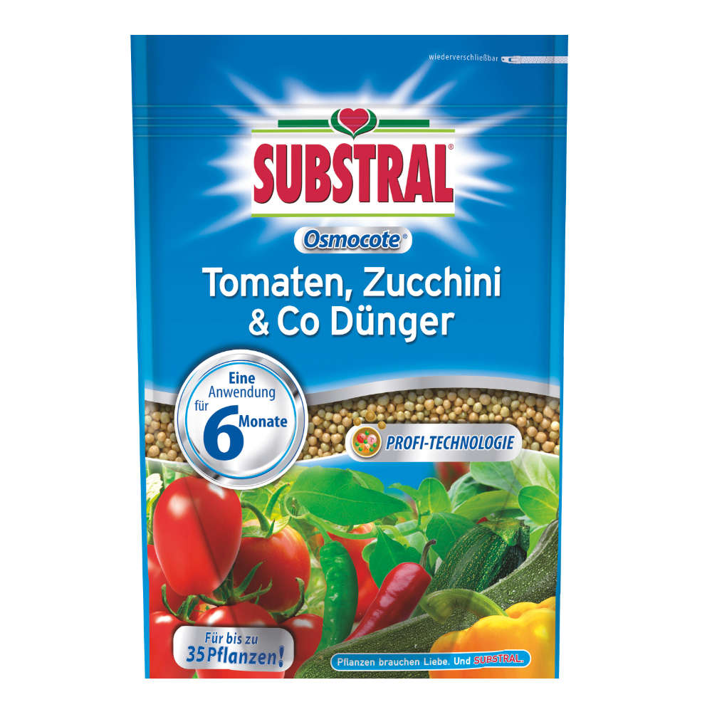 Substral Osmocote Tomate, Zucchini und Co Dünger - Dünger