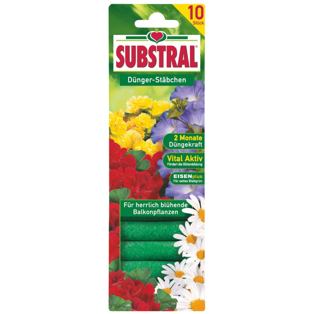 Substral Dünger-Stäbchen für Balkonpflanzen - Dünger