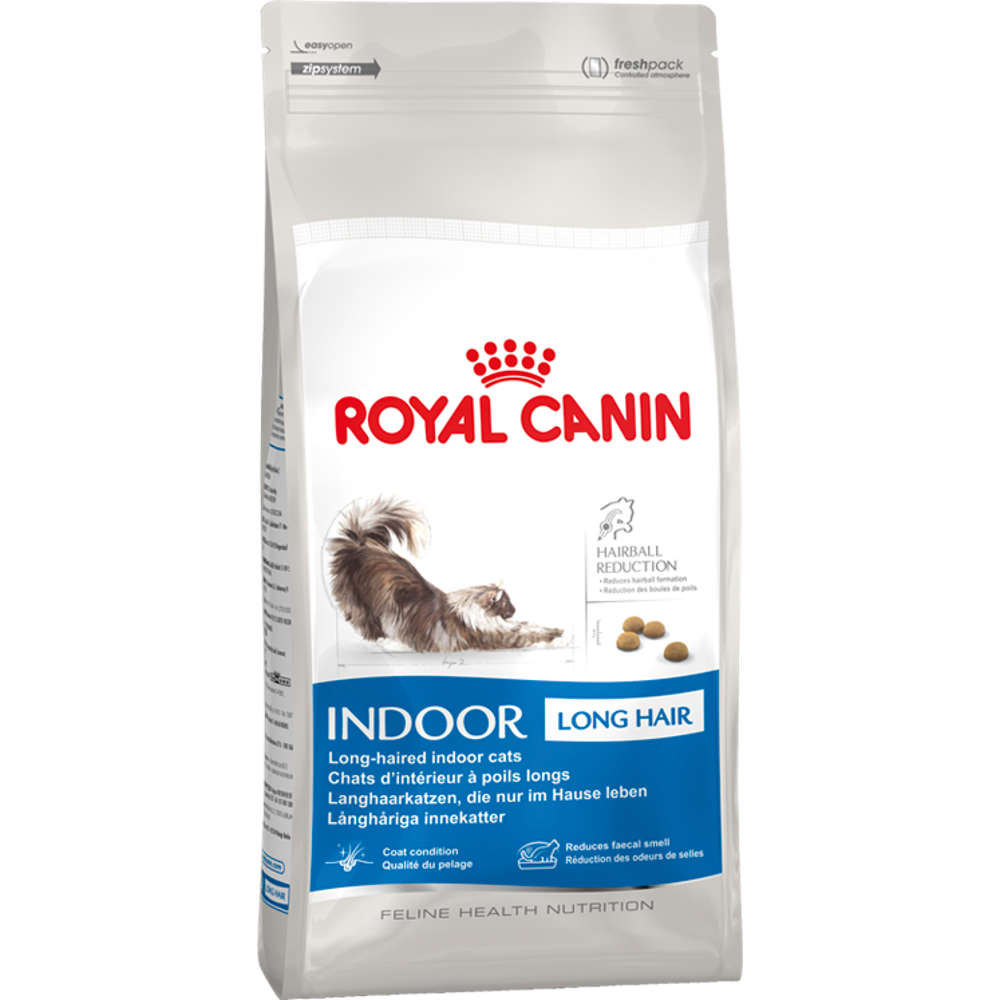 royal canin indoor long hair. Black Bedroom Furniture Sets. Home Design Ideas