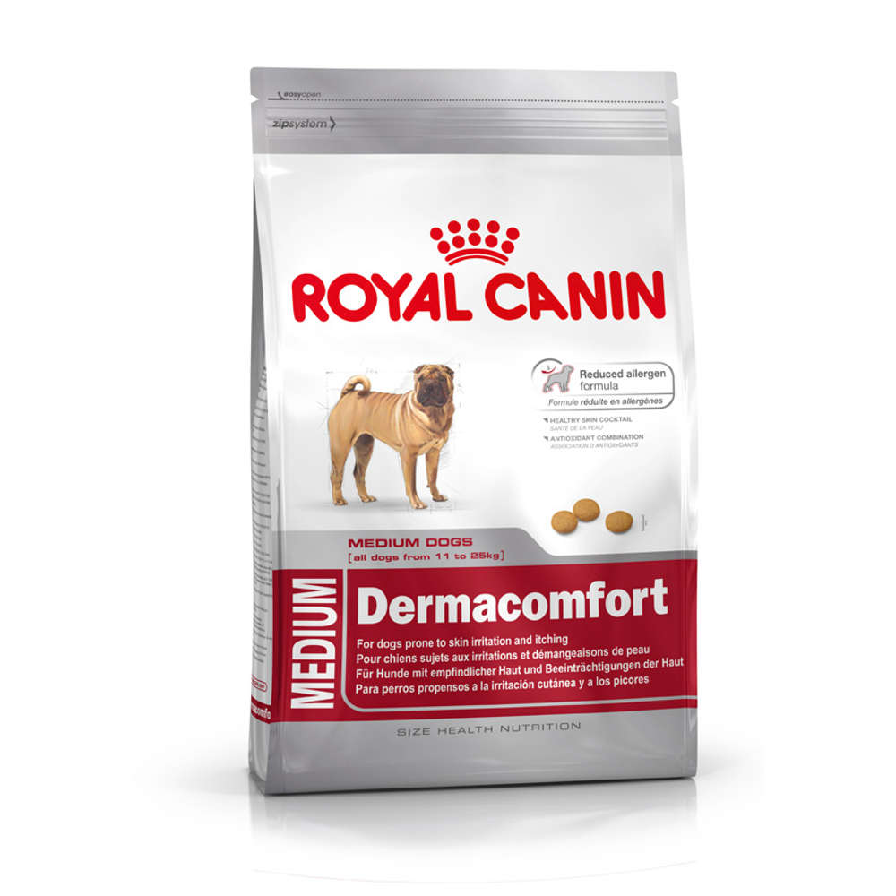 Grafik für ROYAL CANIN Medium Dermacomfort 3 kg in raiffeisenmarkt.de