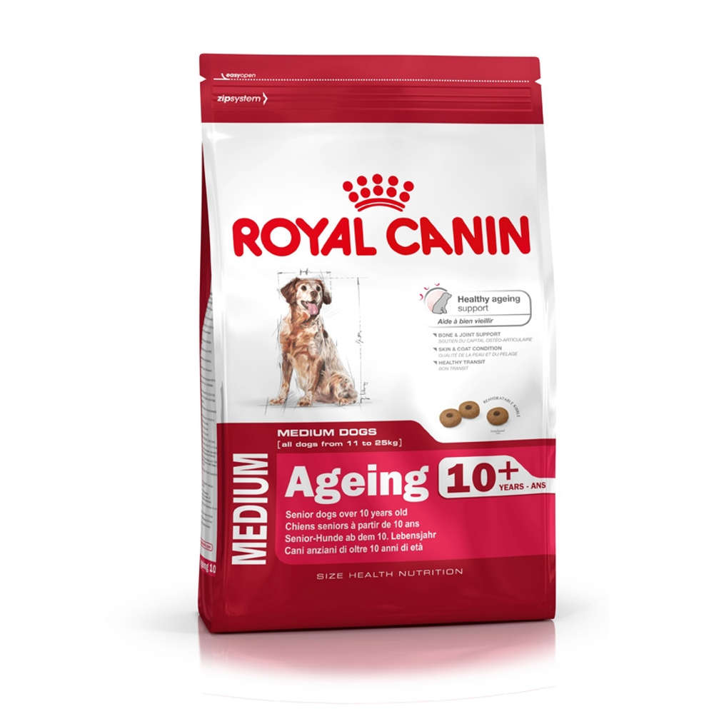 Grafik für ROYAL CANIN Medium Ageing 10+ in raiffeisenmarkt.de